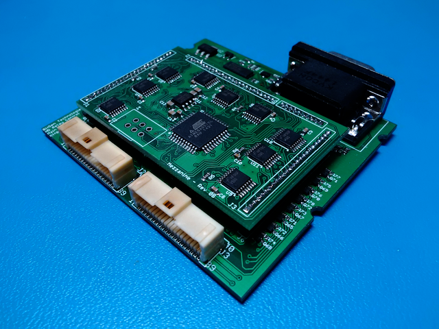 BT-2072 sbRIO - 72Ch Digital Output Module