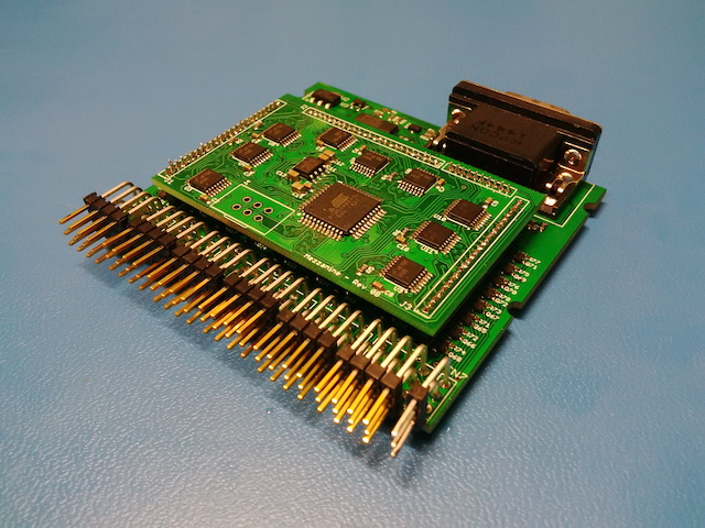 BT-2172 sbRIO - 72Ch Digital Output Module